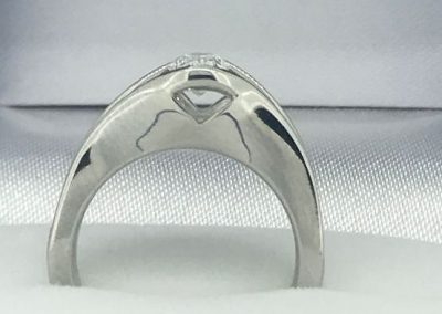 diamond shape ring7