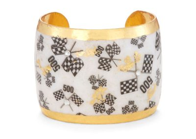 Fashion Cuff with Flags $348.00