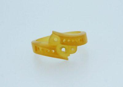 wax custom ring Lin resize